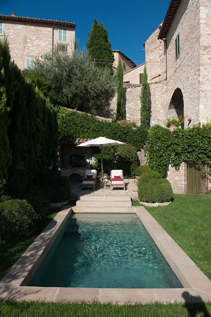 Villa Rental For Holiday In Spello Umbria Buonanotte